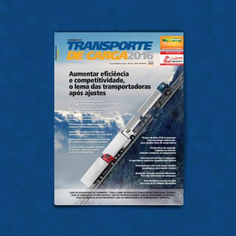 Anuário Transporte de Carga 2016